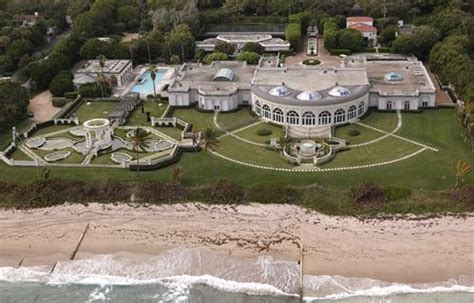 trump home address donald trump sells palm beach estate for us100 million