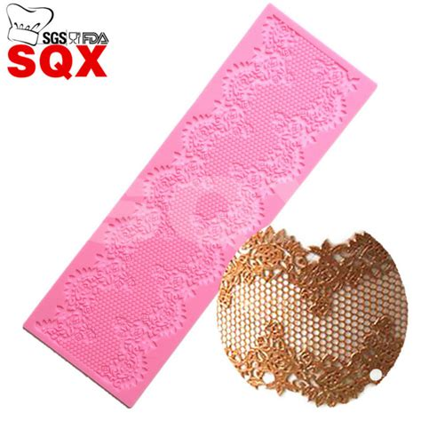 Sugar Lace Mats by Free Shipping Wholesale Silicone Mold Sugar Lace Mat