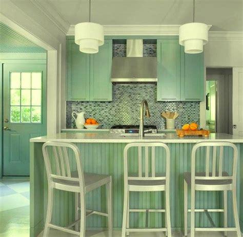 Mint Green Kitchen Cabinets by Mint Green Kitchen Cabinets Kitchen