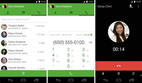 ios for android you can now make voice calls from hangouts app