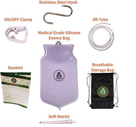 Medicals Grade Detox Shoo by D Lifeforce 2 1quart Home Bag Kit For Coffee