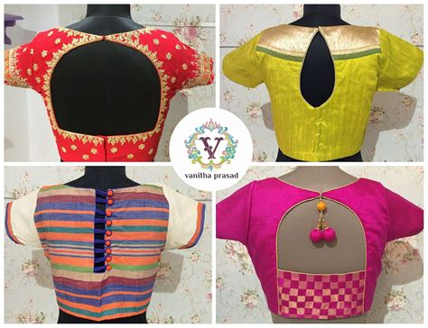 blouse pattern in pinterest designer blouse and sarees are always in trend if you wear