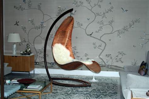 chaise longue suspendue  fauteuil relax