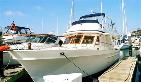 Len Yacht by Len Bose Yacht Sales For Sale 1986 Pt Sedan Trawler