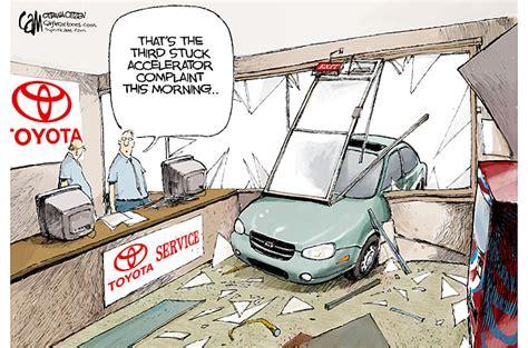 Toyota Accelerator Crisis Toyota Complaints The
