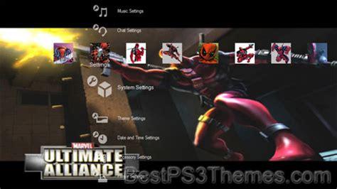 theme song deadpool deadpool best ps3 themes