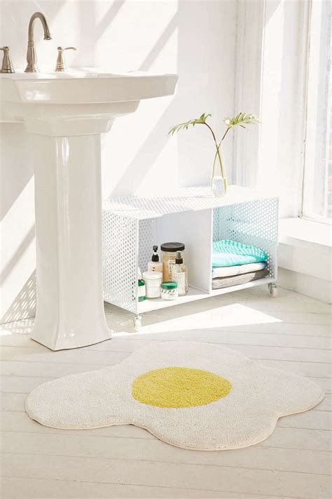 bathroom outfitters sunny side up bath mat urban outfitters bath mats and