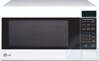 Lg Small Home Appliances Lg Microwave Ms2548gr Appliances