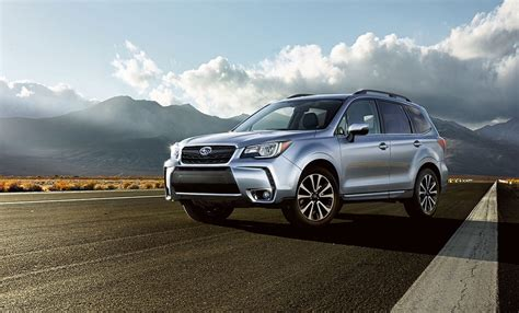 Subaru Xt Turbo by 2017 Subaru Forester 2 0xt Turbo Charged Subaru