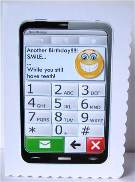 Free Mobile Birthday Cards 19 Best Images About Mobile Phone Shape Cards For Download