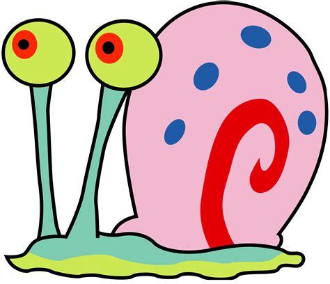 gary the gary the snail logos