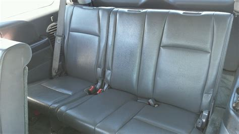 How To Clean Mildew From Car Interior by Remove Mold On Honda Pilot Interior Detail
