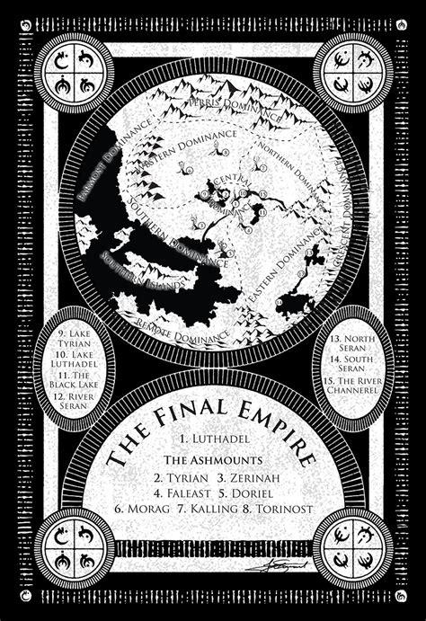 The Final Empire Art Gallery | Brandon Sanderson