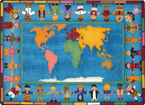around the world rug around the world rug world map classroom carpet
