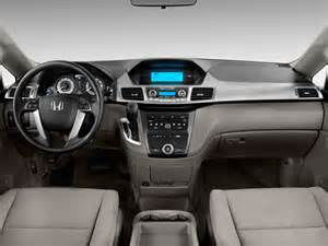 Honda Dashboard Image 2011 Honda Odyssey 5dr Ex Dashboard Size 1024 X