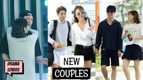 celebrity jungle 2017 youtube 12 new korean celebrity couples of 2017 so far jan jun