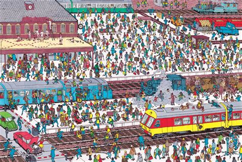 where s 1000 images about where s waldo on pinterest wheres