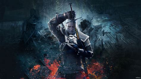 wallpaper hd 1920x1080 the witcher 3 wild hunt witcher 3 4k wallpaper wallpapersafari