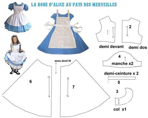 dress pattern alice in wonderland dress quot alice in wonderland quot miniatures tutorials
