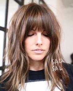 textured shag haircut 11c949b180db350c5dbc51966ef89c61 textured bangs long hair