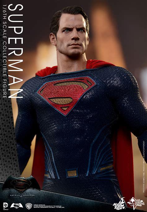 Batman V Superman 5 batman v superman of justice 1 6th scale superman