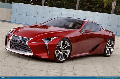 Ausmotive Com 187 Detroit 2012 Lexus Lf Lc Concept