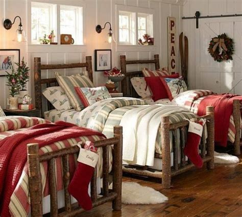 27 cool kids bedroom theme ideas digsdigs 27 cool and fun christmas d 233 cor ideas for kids rooms