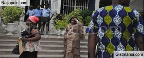 patience jonathan and her 31 million skye bank accounts patience jonathan pictured at skye bank after withdrawing