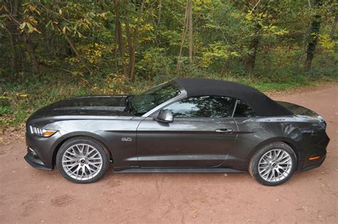 ford v8 mustang essai ford mustang gt v8 5 0l cabriolet mon petit poney