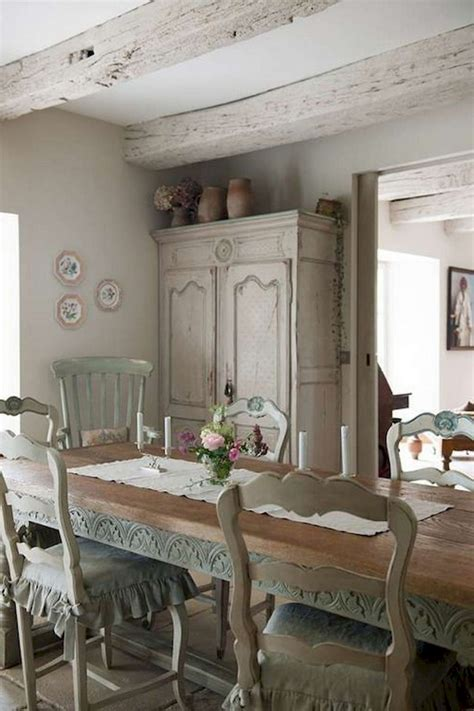 awesome vintage french country dining room design ideas