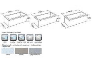 misure vasca bagno vasca da bagno piccola per due persone esempio di vasca