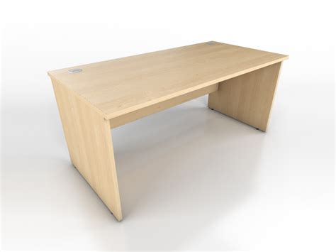 Maple Office Furniture Icarus Office Furniture Maple Desk