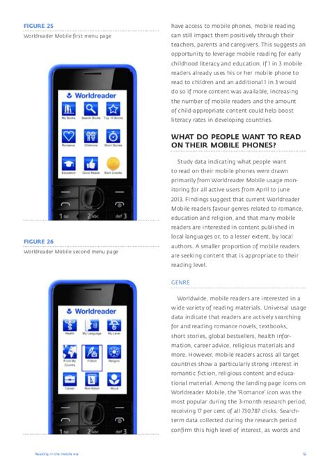 read mobile reading in the mobile era a study of mobile reading in