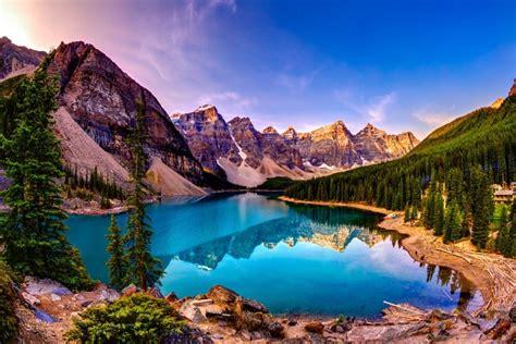 wallpaper tercantik 5 danau tercantik di dunia