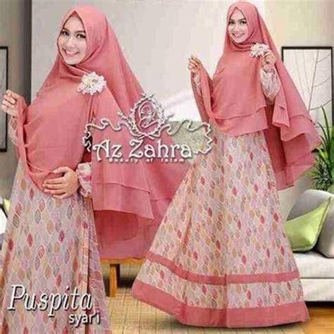 Kb Lucia Baju Muslim Wanita Dewasa Maxi baju gamis murah bahan jersey gamis murni