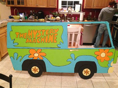 Easy Fall Cake Decorating Ideas - scooby doo party photo booth mystery machine kiddie stuff pinterest scooby doo party