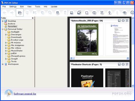 pdf creator pdf24 pdf creator download