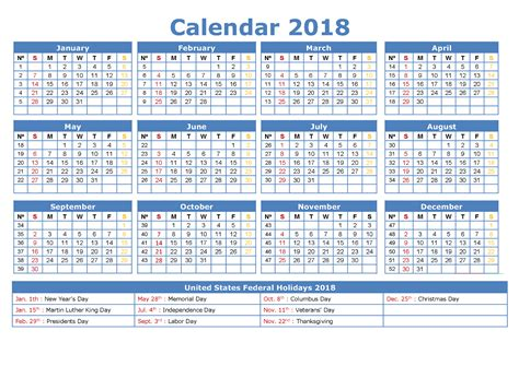 printable calendar 2018 yearly calendar download free printable