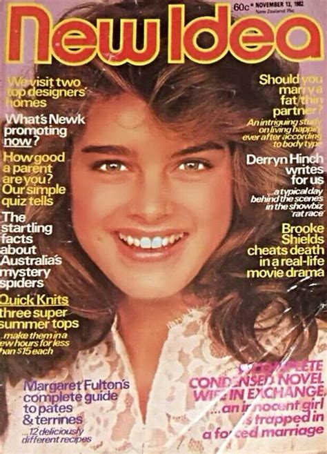 ideas mag 291 best images about brooke shields 2 on pinterest