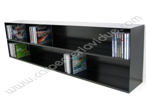 libreria porta cd libreria orizzontale in acciaio da muro porta cd formata