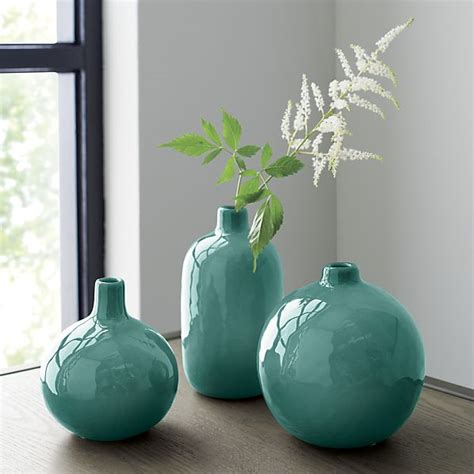 perry bud vases crate and barrel