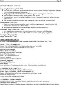 Ethics Officer Cover Letter by Resume Exles For Civilian C Counselor Cover Letter Resume Objectives Exles