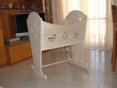 costruire una culla in legno culla in legno