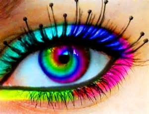 coolest eye colors rainbow color contacts fashion contacts