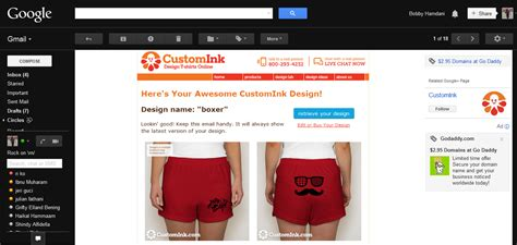 desain kaos online customink walk together rock together membuat desain baju kaos