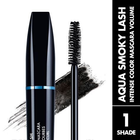 Maskara Aqua Lash Wardah aqua smoky lash mascara make up for