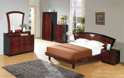 two tone bedroom furniture two tone high gloss finsh modern bedroom set