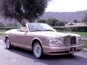 Corniche Rolls Royce Rolls Royce Corniche V 2000 2001 2002 2003