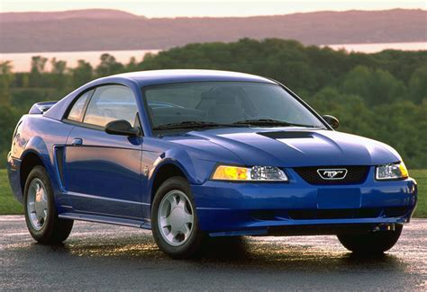 1999 ford mustang gt coupe specifications photo price