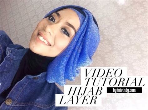 tutorial hijab pesta bahasa jawa hijab tutorial wisuda full step 2015 vidoemo emotional